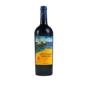 长城 扬帆解百纳干红葡萄酒 750ml*6瓶 折144元(288,买2免1)