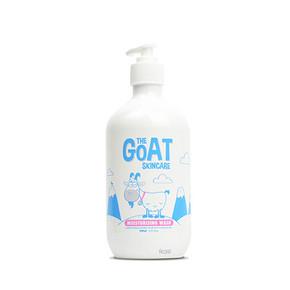 Goat wash 原味羊奶沐浴露 500ml*2件 45元(80-40+5)