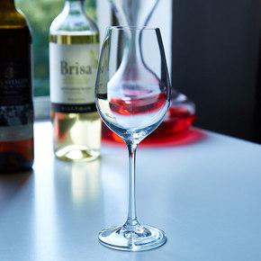 小酌一杯# 捷克进口 Crystalex 无铅玻璃红酒杯 350ml  6.9元包邮(16.9-10券)