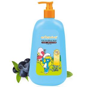 艾芭薇 儿童二合一洗发沐浴露 500ml 折24.9元(49.9,买2付1)