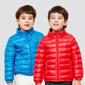 冬季不怕冷# 波司登 儿童轻薄羽绒服 149元包邮