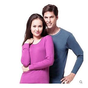 红豆 纯棉薄款保暖基础内衣套装 19.9元包邮(39.9-20券)