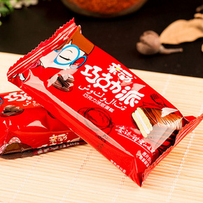 米老兄 巧克力派夹心蛋糕 30枚 19.9元包邮(29.9-10券)