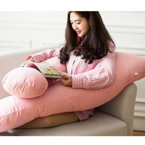 360°呵护孕妈# 子馨 多功能U型护腰侧睡孕妇枕  28.9元包邮(48.9-20券)