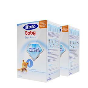 Hero Baby 婴幼儿奶粉 1段 800g*2盒 129.8元包邮(116+13.8)