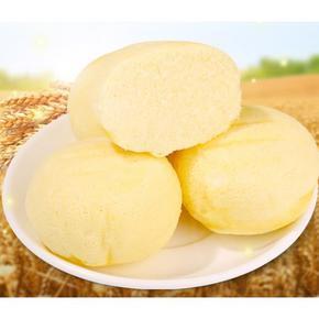 蒸美味# 休闲农场 美味新鲜蒸蛋糕 1kg 约38个 24.9元包邮(29.9-5券)