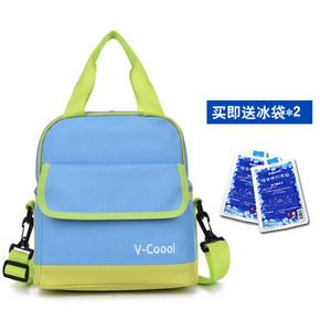最新鲜的爱# V-Coool 多功能母乳保鲜妈咪包 送冰袋 43元包邮(58-15券)