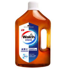 威露士 衣物家居消毒液 2.5L 折40元(65,99-50)