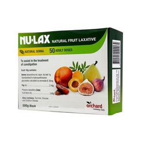 排毒小能手# 澳大利亚 Nu-lax 乐康膏 500g 64.9元包邮(58+6.9)