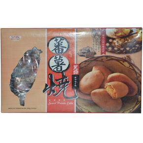 台湾进口 皇族 黑糖番薯烧 300g 折6.3元(12.5,99-50)