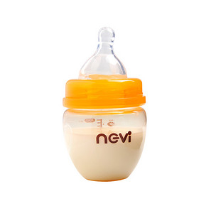 新贝 宽口径PPSU防胀气果汁奶瓶 100ml 折14.9元(19.9,199-50)