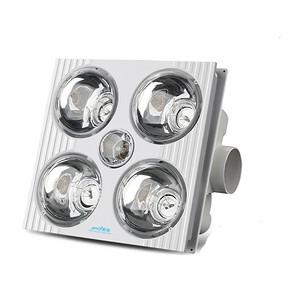 夏新 吊顶嵌入式取暖换气照明浴霸 99元包邮(199-100券)