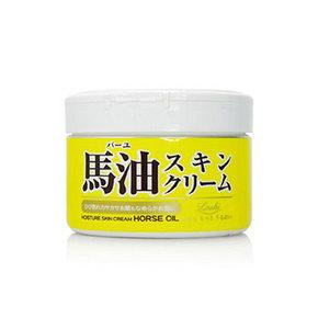 LOSHI 马油 北海道马油 补水滋润面霜 220g 22.9元(19.9+3)