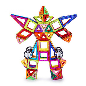 小小设计师# 快乐伙伴 磁力片积木儿童玩具 90件套  25.9元包邮(35.9-10券)