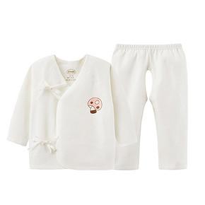 宝贝美衣# 子雅贝贝 婴幼儿纯棉内衣套装 19.8元包邮(29.8-10券)