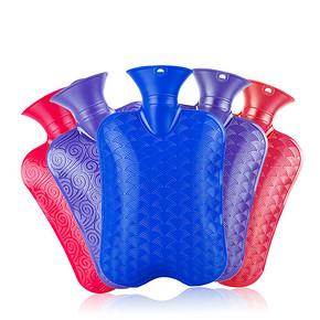 冬日必备# 志高 加厚PVC注水暖水袋*2个 15.8元包邮(35.8-20券)
