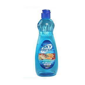 火箭石碱 餐具洗涤剂果蔬清洗剂 600ml 折5.7元(9.9,199-100)