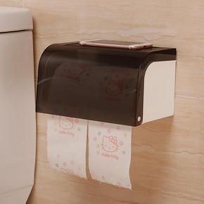 前180秒# 双庆 卫生间吸盘纸巾盒 15点 19元包邮(26-7)