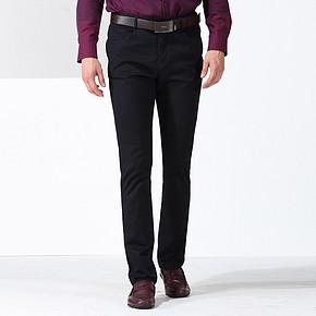 百斯盾 男士商务修身直筒免烫长裤 79元包邮(159-80券)