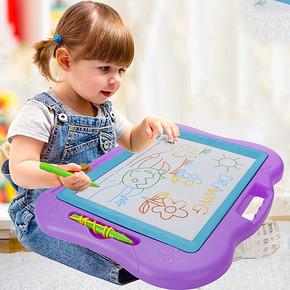 前2000名半价# 儿童磁性涂鸦画画板 6点 5元包邮(9.9-4.9)