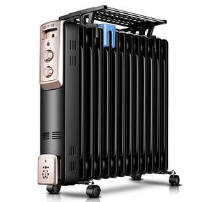 先锋 家用节能油汀式电暖器 13片 199元包邮(349-150券)