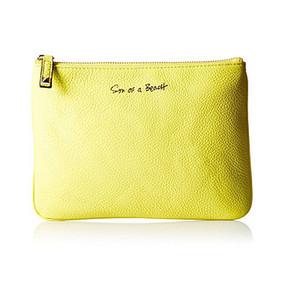 Rebecca Minkoff  Kerry 沙滩小手袋 明黄色 215.4元(173.5+41.9)