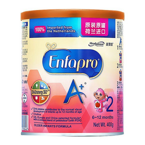 美赞臣 Enfapro 安婴宝奶粉 2段 400g 89元