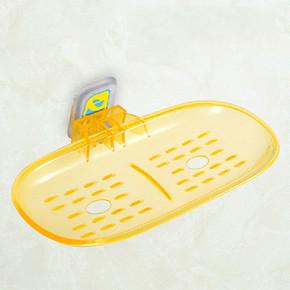 易时代 强力吸盘壁挂肥皂盒 6.9元包邮(11.9-5券)