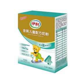 伊利 金装儿童配方奶粉 4段 400g 32元