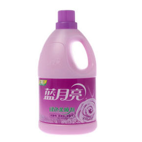 蓝月亮 薰衣草绿色柔顺剂 3kg 折13.5元(26.9,买2免1)