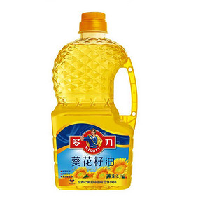 多力 葵花籽油 3.15L 34.9元(39.9-5券)