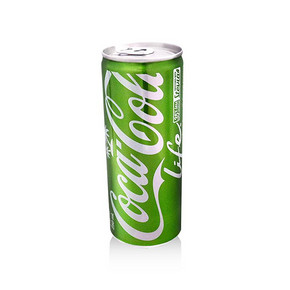 凑单佳品# Coca-Cola 可口可乐 LIFE 限量版 250ml 2.3元(1+1.3)