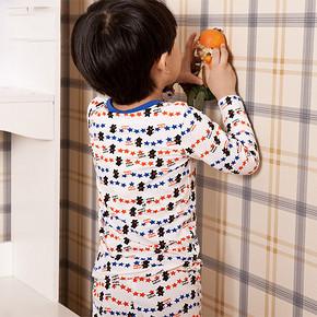 清仓好价# 南极人 儿童保暖内衣套装*4套 79元包邮(196-97-20券)