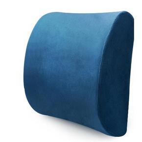 乐兜 办公室椅子护腰靠垫抱枕 9.9元包邮(14.9-5券)