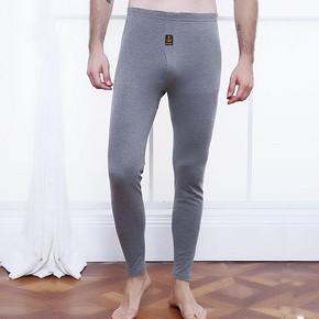 北极绒 棉质男士秋裤 多色可选  9.9元包邮(19.9-10券)