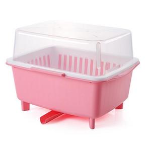 樱优美 塑料大容量加厚碗筷沥水架 23元包邮(43-20券)