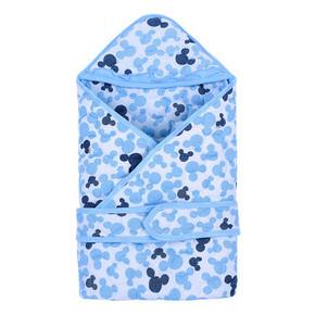 安莱贝 新生儿卡通纯棉抱被  29元包邮(49-20券)
