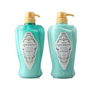 花王 公主香气 洗护套装 洗发水600ml+护发素600ml 66.7元(59+7.7)