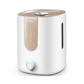 防干燥利器# 德尔玛 家用大容量加湿器 5L 29.9元包邮(59.9-30券)