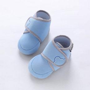 轻松学步# 洛米笛诺 宝宝软底学步棉鞋 9.9元包邮(29.9-20券)