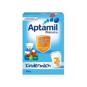 Aptamil 爱他美 婴幼儿奶粉 5段/2+段 600g 84元(90-6券)