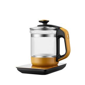 煎药煮茶# 韩伟 全自动加厚玻璃养生壶 49.9元包邮(109.9-60券)