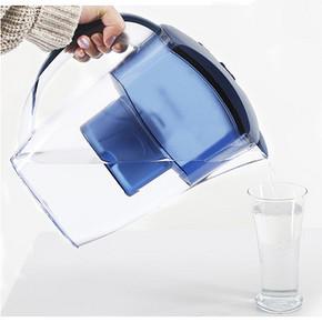 提升水质生活# 九阳 家用净水杯过滤壶 一壶一芯 2.8L 69元包邮(99-30券)