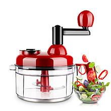 厨房神器# 高达莱 多功能手动切菜器 39元包邮(99-60券)