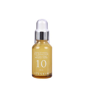 It's Skin 能量10精华CO原液 30ml*3支+凑单  112.5元包邮(197.5-80-5券)