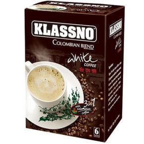 Klassno 卡司诺 白咖啡 180g 折4.9元(9.9,买1送1)