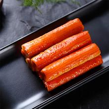前1小时# 粮悦 手撕蟹柳蟹肉棒108*3 12点 21.9元包邮(24.9-3)
