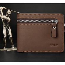 GOLF 男士复古短款多夹层钱包 29元包邮(89-60券)