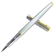 得力 小学生练字书法金属钢笔 5元包邮(10-5券)
