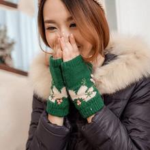 冬日必备# 真细真 保暖半指手套 8.8元包邮(28.8-20券)